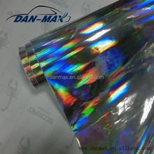 High shining rainbow color film rainbow film for car wrap vinyl