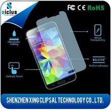 Hot selling new product 2015 bulk buy from china superhard h9 tempered glass film screen protector for samsung galaxy s5