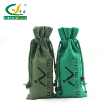 high quality drawstring canvas bag with many color