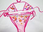 2014 melhor vendendo bikini sexy para criança