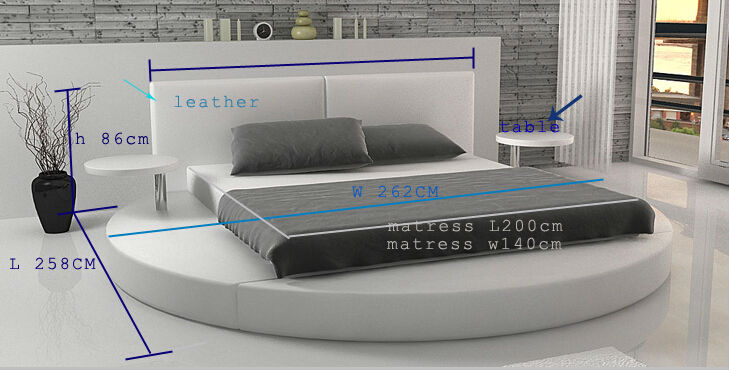 Suiying 뜨거운 판매 침실 가구 현대 라운드 침대 A531-침대 -상품 ID ...