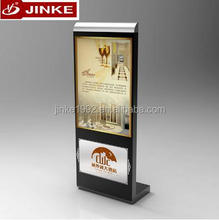 Hot Sale Slim Advertising Double Side Scrolling Billboard For Public