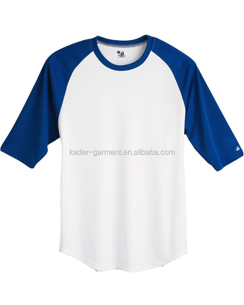 Mens Baseball Tee Wholesale Raglan Baseball T Shirt Buy
