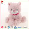 High quality safe material AZO free cute lovely stuffed cat plush toys online plush animals 2015 Yangzhou supplier