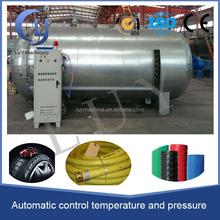 wholesale automatic light alarm and control temperature rubber vulcanizer