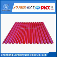 chinese manufacture direct sale fiber cement corrugated roofing sheet