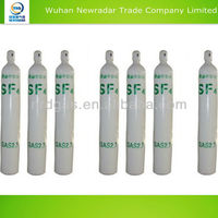 Sulphur Tetrafluoride, SF4 gas