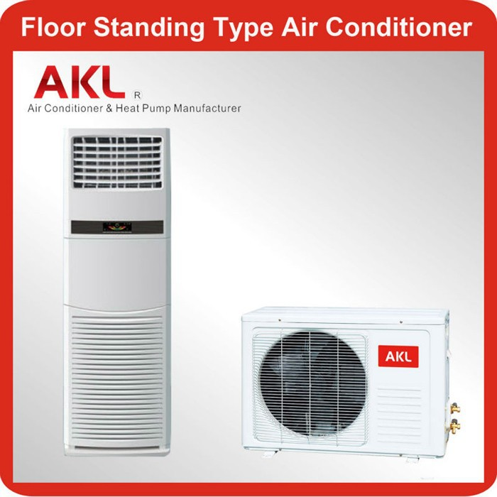 general 1 5 ton floor standing air conditioner with iso 9001