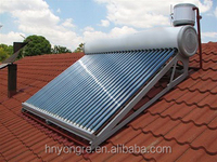 /rooftop solar water heater/low pressure solar water heater/Family use