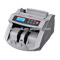 Suitable for most currency cash counter