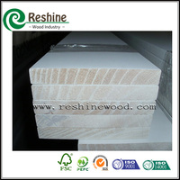 Primed Radiata Pine Waterproof thin wood molding
