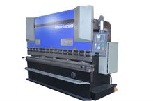 IN STOCK CNC HYDRAULIC PRESS BRAKE/WROUGHT IRON BENDING MACHINE FOR SALE /WC67K/Y400T/4000/