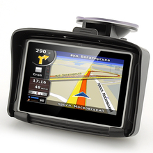 8GB Memory Dual-use Car and Motorcycle GPS