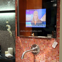lcd panel magic mirror with led screen