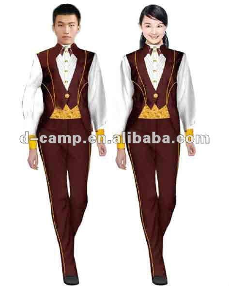 Black jack uniform