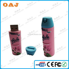 Excellent quality new products custom silicon rubber pvc usb case