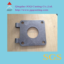 Hinge Base Plate With Steel Casting
