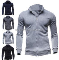OEM Wholesale New Top Mens Slim Pullover Hoodie Warm Hooded Sweatshirt Coat Sweater Outwear