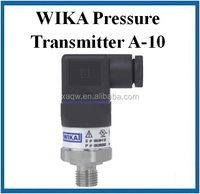 Made in Germany Wika pressure transmitter A-10 for general industrial application