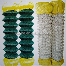 PVC Coated Frame Finishing and Easily Assembled Feature wholesale chain link fence