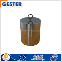 stainless steel calibration weight