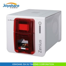 Evolis Zenius pvc id cards printer single sided