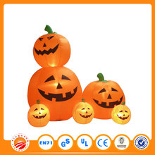Factory customized giant halloween decoration inflatable pumpkin for cheap price