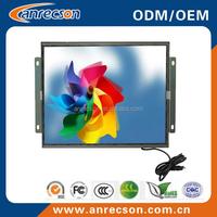 kiosk Kalaok Karaoke ATM VGA USB Open Frame 19 inch Touch Screen Monitor