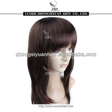 fashion style wholesale price synthetic korean japanese wigs
