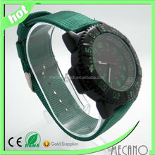 hot selling wrist watch newest design popular alloy round case watch