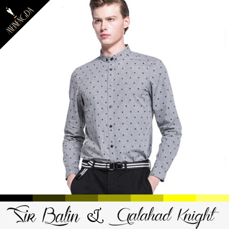 2015 new style brand new slim fit 100 cotton shirt and for Shirt and pants color combinations