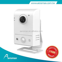 720P Plug and Play Onvif FIsh Eye lens P2P Cloud pir sensor home surveillance camera