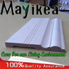 home decorative skirting MDF moulding