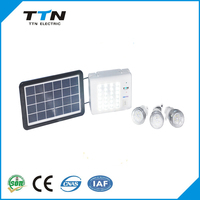 TTN 6W Outdoors Solar Electricity system
