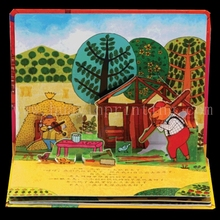 case bound book for kids