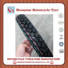 New products China motorcycle tubeless tyre/tire supplier 2.75-18