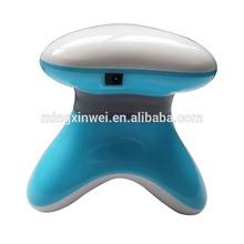 Multifunción de mano electrónica Mini masajeador con USB