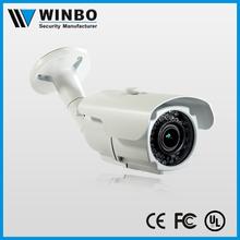 WDR 1440P 3 Megapixel Varifocal lens, CMOS, POE, Waterproof Metal Housing Megapixel IP Camera