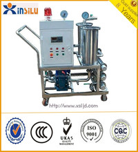 Hot Product Stainless Steel Precision Oil Purifier Cooking Oil Filter (JL-50A)
