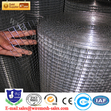 """4""""*4"""" 3""""*3"""" Welded Wire Mesh/ galvanized/ PVC coated"""