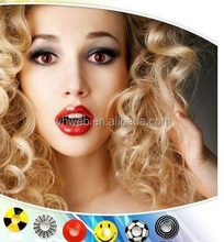 Party Eyewear Halloween Christmas Cosmetic Disposable Crazy Contact Lens