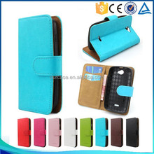Simple Designs Wallet Style Flip Stand Leather Case for ZenFone asus padfone s