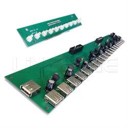 Linsone usb hub pcb board assembly manufacturer