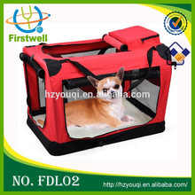 Soft Portable Dog Crate/Foldable Pet Carrier for Small Dogs/Cats Pet Bags