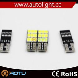 5630 led canbus t10 Led Lights Car,canbus 5730 w5w 194 bulb
