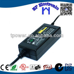 CE RoHs FCC approved factory sell 120w 12v 2A power supply with usb port