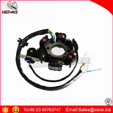 GY6 parts magneto coil for motorcycle magneto stator coil made in china