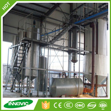 Competitive Price Crude/Used/Waste Oil Refinery Distillation Equipment