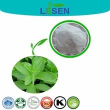 Hot sale natural sweetener stevia sweeteners/stevia extract/stevia powder with RA98%