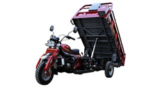 Loncin hot sale latest 3000kg 210cc 260cc self-discharging heavy load cargo three wheel motorcycle